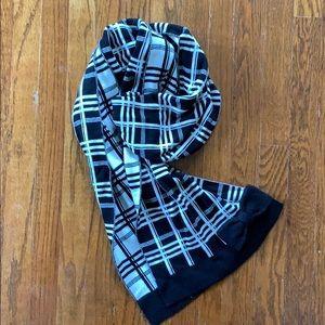 Kate Spade winter scarf